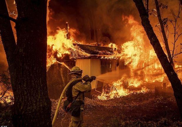 Ogulin.eu Rekordni požari u Kaliforniji