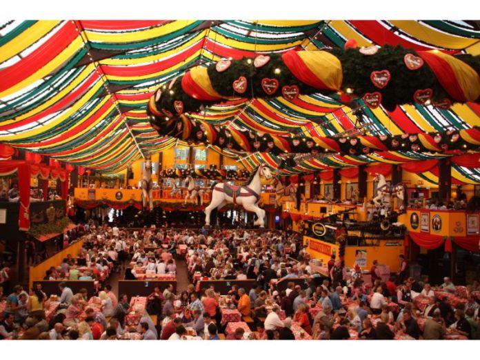 Hippodrom Zelt Oktoberfest 1