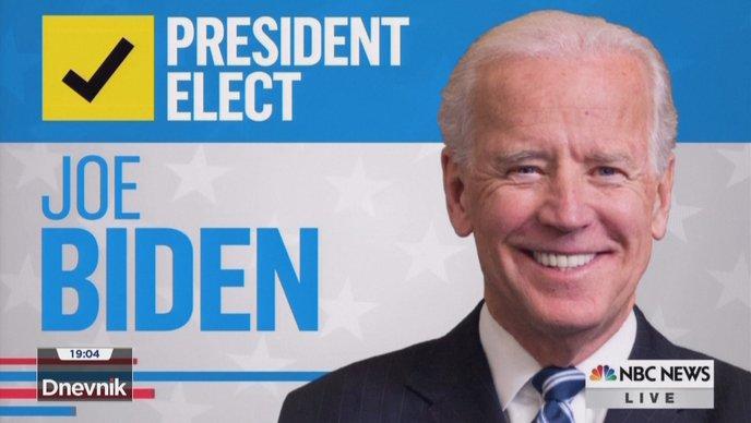 Ogulin.eu Biden je 46. američki predsjednik
