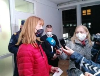 Ogulin.eu Stožer Civilne zaštite Karlovačke županije treba koordinirati rad svih službi vezano za saniranje posljedica potresa