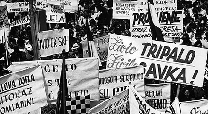 Ogulin.eu Na današnji dan masovna uhićenja pripadnika Hrvatskog proljeća (1972.)