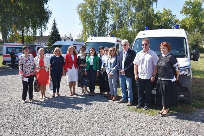 donacija vozila za dom zdravlja ogulin 1
