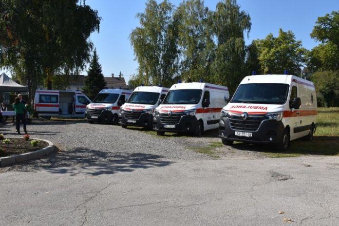 donacija vozila za dom zdravlja ogulin 2
