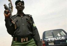 Nigerian police distrup Adebutu's event