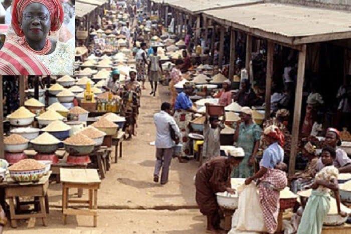 Oke Aje Market, Ogun State