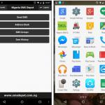 Bulksms Android App