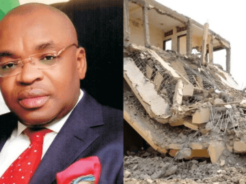 300 Died In Akwa Ibom Church Building Collapse
