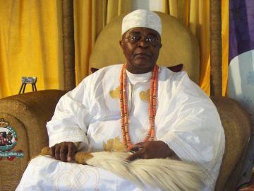 Alake of Egba, Oba Adedotun Gbadebo