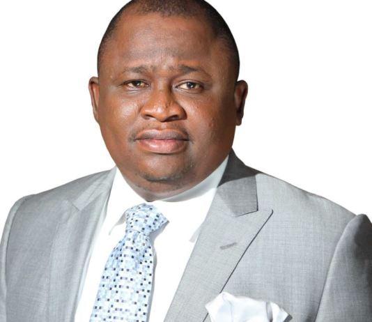 Senator Yayi Adeola