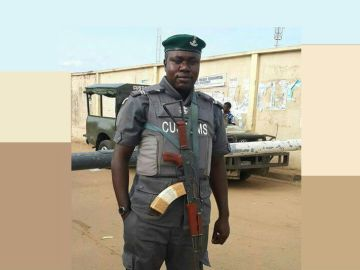 Customs Kill Commercial Motor Driver