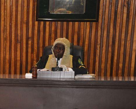 Ogun Assembly Speaker on new commissioners