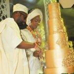 Saraki Daughter Weds