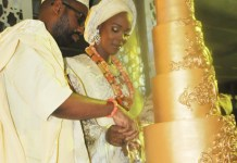 Saraki Daughter Weds