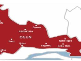 Ogun Map. Civil Service form now on sale