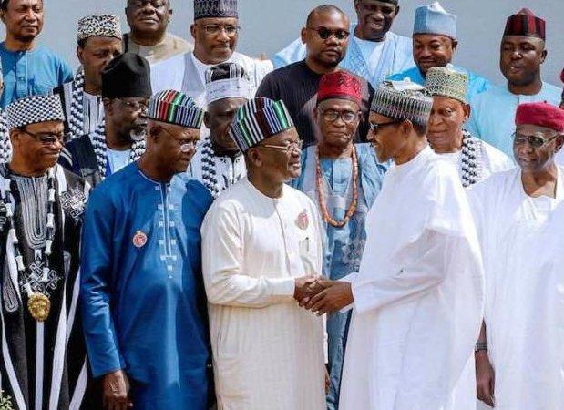 Buhari begs Benue State Leaders