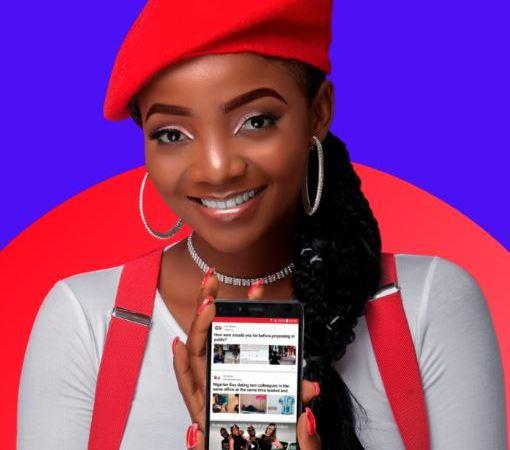 Simi lands Opera Brand Ambassador job