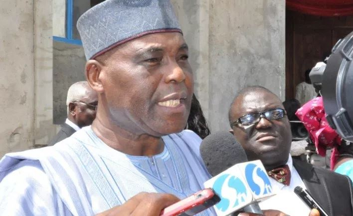 US revoked Dokpesi visa over looters list