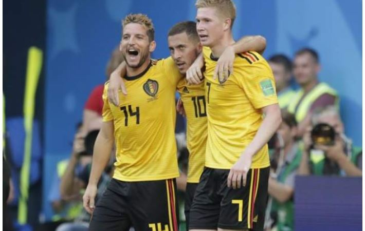 Belgium trounced England 2-0, Wins World Cup 2018 Bronze