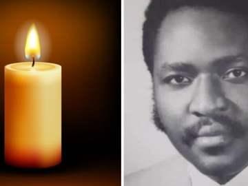 Gbolabo Ogunsanwo is dead.