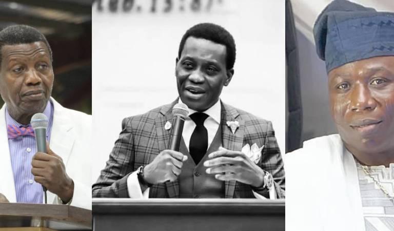 Igboho mocks Pastor Adeboye on son's death in new video