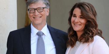 Bill and Melinda Gates [Courtesy]