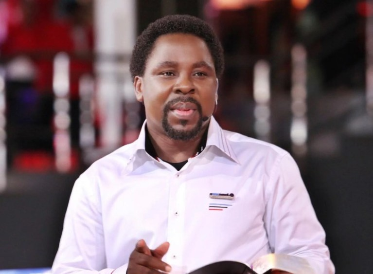 Featured image of a post on Ogun Today: TB Joshua is dead — Synagogue confirms