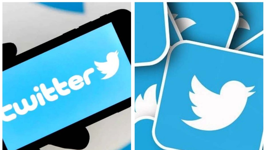 Various images of Twitter logos