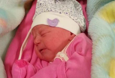 Hoşgeldin Elif Rana Yenigün Bebek