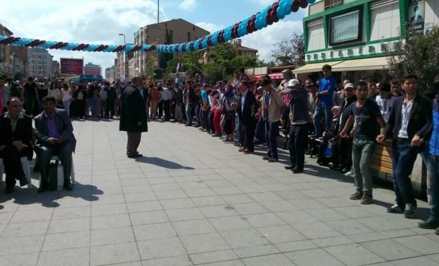 Sultanbeyli Trabzonsporlular Derneği Acıldı