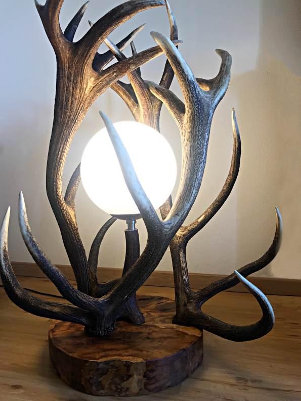 Landhaus Stehlampe