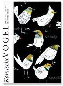 Kidnerbücher. Komische Vögel. Bohem Verlag.