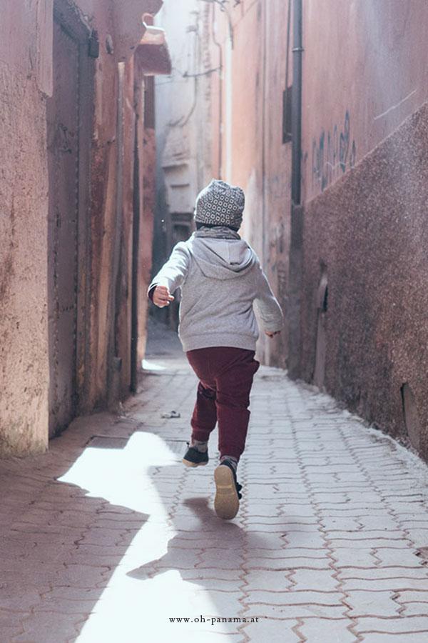 Reise: Marrakesch mit Kind