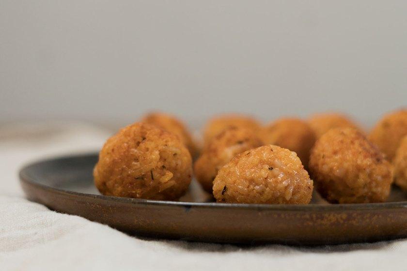 Rezept Reisbällchen Baby Led Weaning