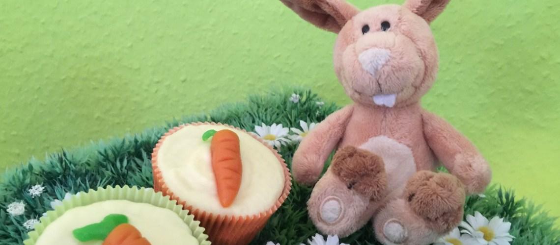 Rübli-Cupcakes