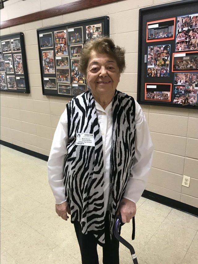 Magda Brown, Holocaust survivor