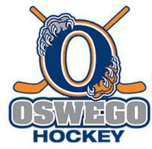 Oswego Hockey Team Symbol
