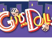 Guys and Dolls Theater Poster