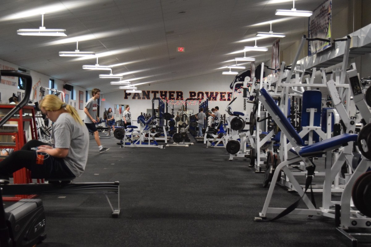 Panther Power Club lifts athletes into better performance and health