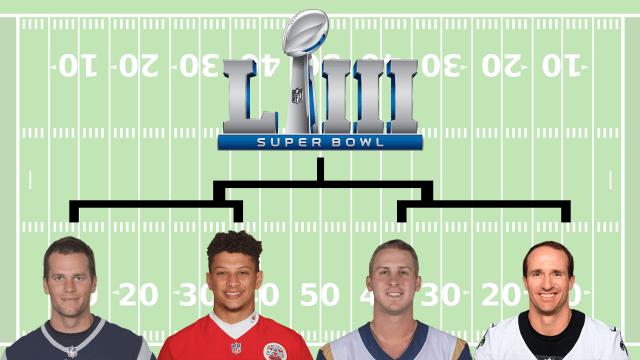 NFL Bracket Graphic