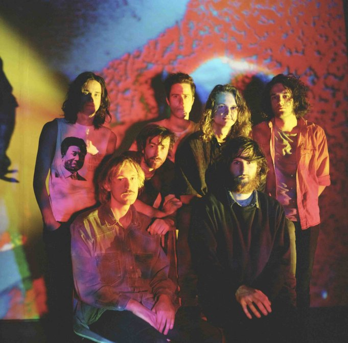 Band members of King Gizzard and the Lizard Wizard