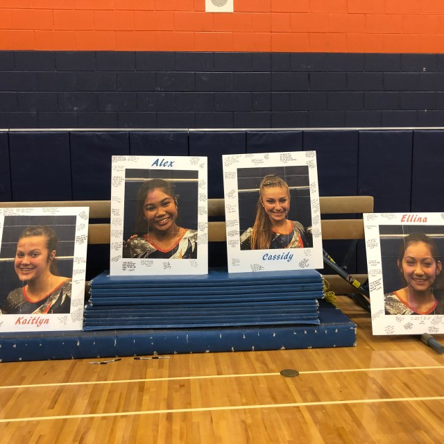 pictures of senior gymnasts
