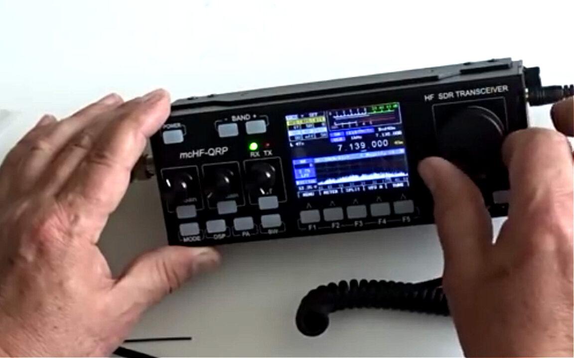 mcHF QRP RS-918SSB Clone HF SDR