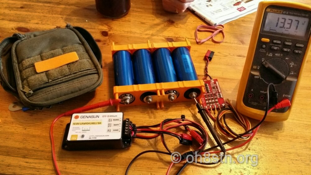 Man Portable Off Grid Power for Amateur Radio Part 3