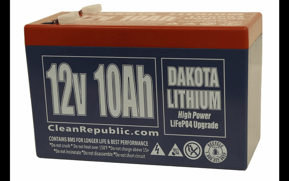 Dakota Lithium vs Bioenno Power LiFePO4 for ham radio