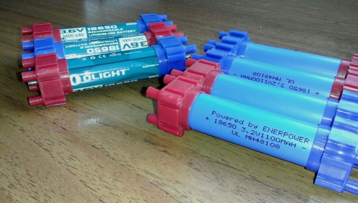 Lithium-ion vs LiFePO4 vs...