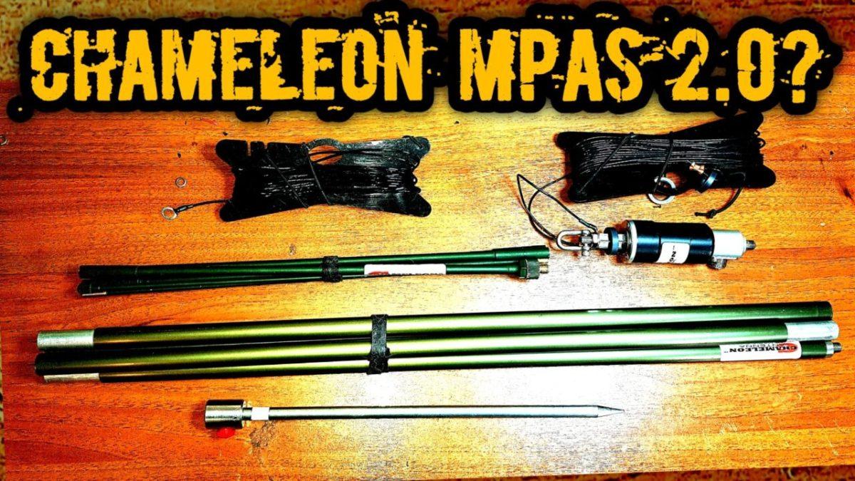 Chameleon MPAS MIL Whip MIL EXT Hybrid Micro update