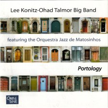 Lee Konitz/Ohad Talmor Big Band - Portology