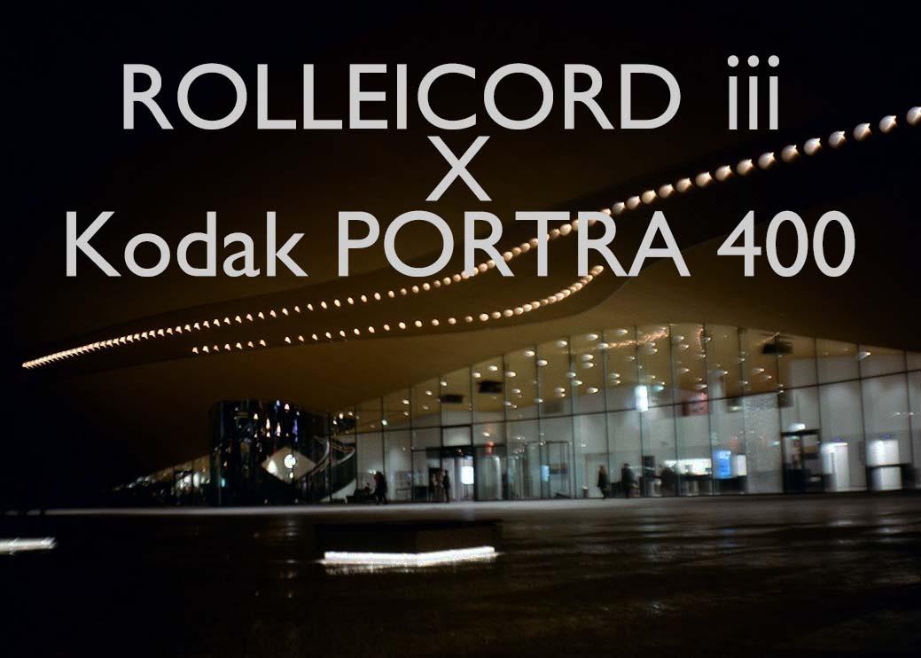 ROLLEICORD III Xenar 75mm f3.5 と Kodak PORTRA 400 の作例を6枚