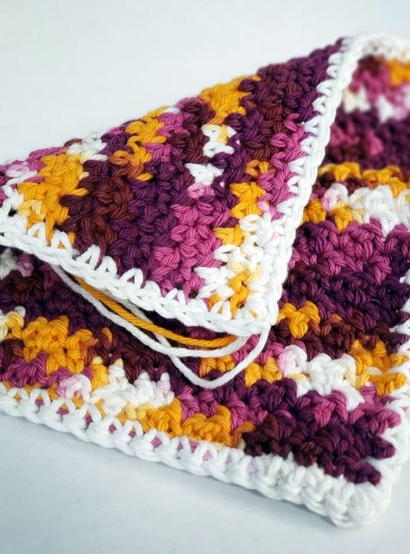 Cotton Washcloth Pattern