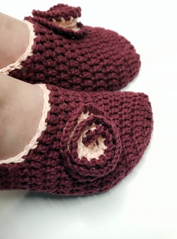 Slippers Pattern Review
